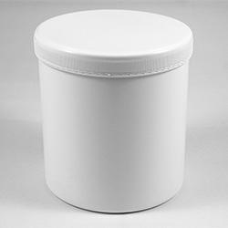 Kunststoffdose 1500ml mit Deckel