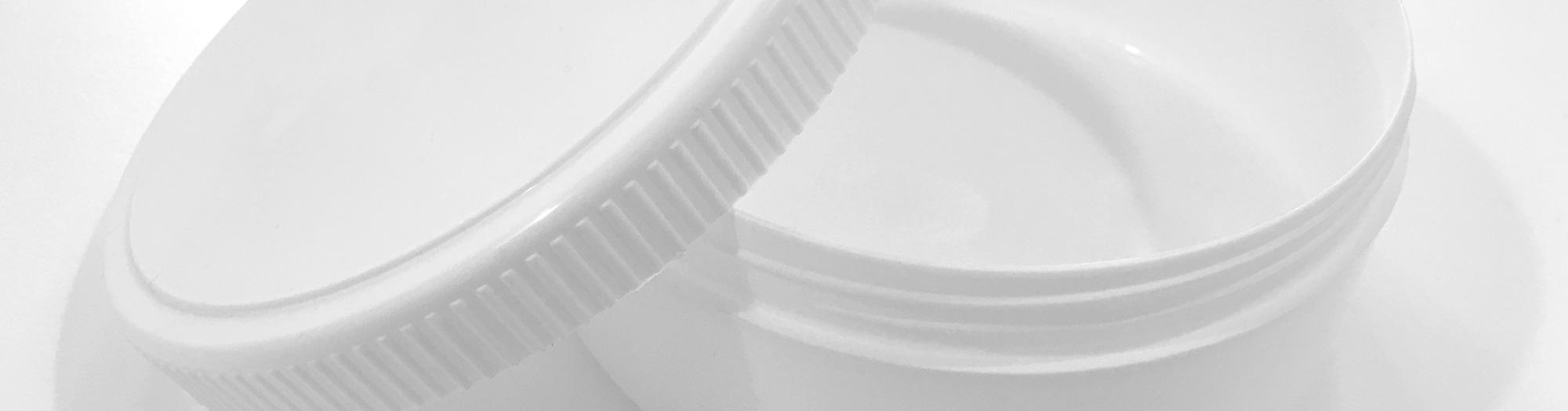 Plastiplast Kunststoffdosen mit Schraubdeckel Serie SDO