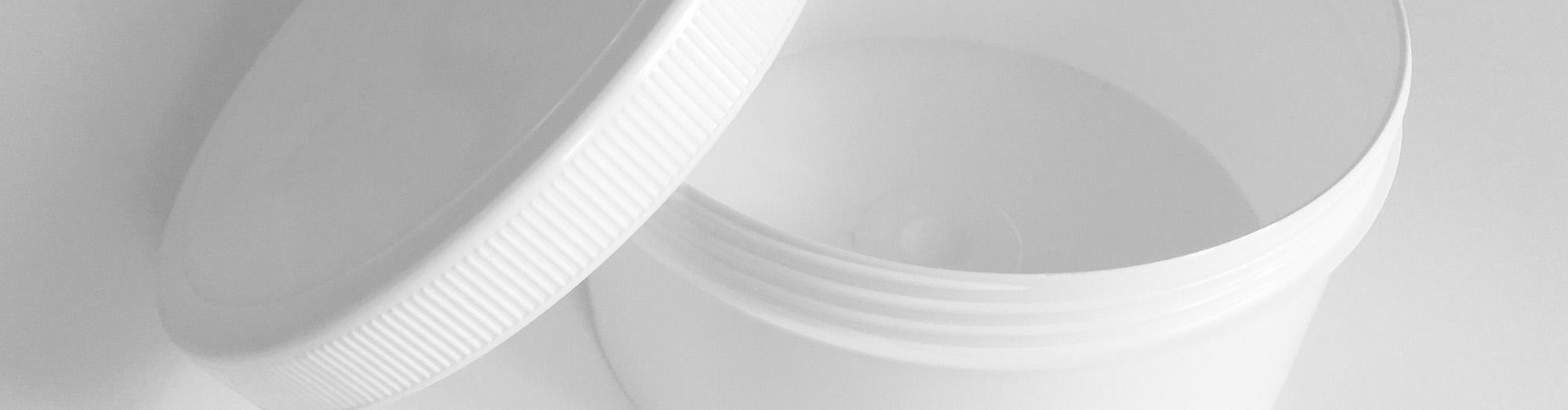 Plastiplast Kunststoffdosen mit Schraubdeckel Lieferant