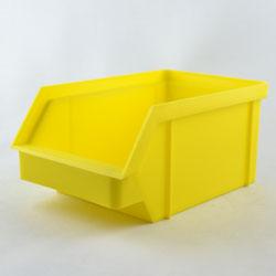 werkstattbehaelter gelb